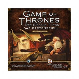 GoT Kartenspiel - Der Eiserne Thron - Grundset 2. Edition - deutsch
