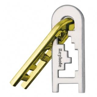 Cast Puzzle Keyhole - Level 4