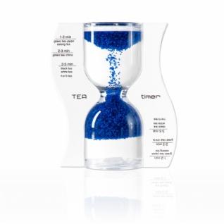 Sanduhr TEA timer - blau - 5 Minuten