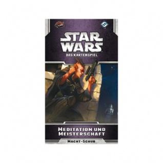 Star Wars Kartenspiel LCG - Meditation und Meisterschaft - Oppositions-Zyklus 3