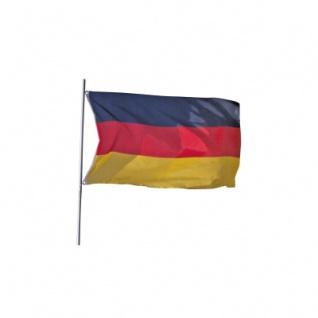 Deutschlandflagge 90 x 150 cm