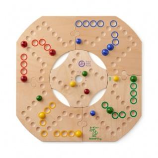 Brändi Dog Spiel - 4 Spieler und Brändi Dog Plus 4 Erweiterung