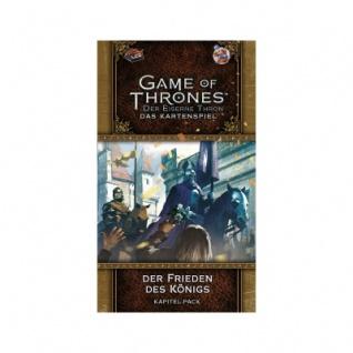 GoT Kartenspiel - Der Eiserne Thron - 2. Edition D - Der Frieden des Königs - Westeros3