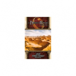 Herr der Ringe Kartenspiel - Jagd durch Harad - Haradrim - #2