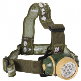Scout LED Stirnlampe