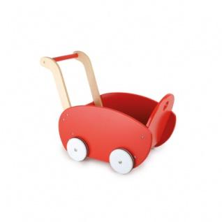 Puppenwagen rot