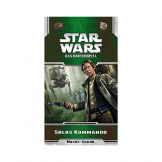Star Wars Kartenspiel LCG - Solos Kommando - Endor-Zyklus 1