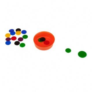Flohspiel aus Kunststoff - für 2-6 SpielerInnen