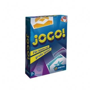 Jogo! - Für kleine und große Spieler!