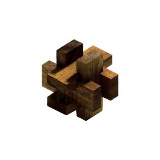 Taurus - 6 Puzzleteile - Denkspiel - Knobelspiel - Geduldspiel