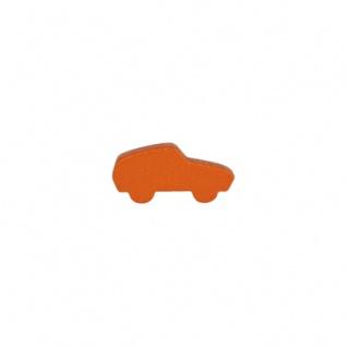 Auto - Pkw - gross - 36x17x12mm - orange - Vorschau 2