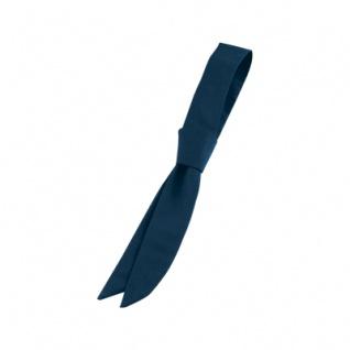 Servicekrawatte - marine-blau