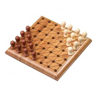 Halma - Minispiel - Bambus