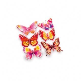 Dekosticker - Schmetterling