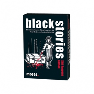 Black Stories - Black Stories - Shit Happens Edition