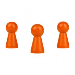 Halmakegel - Hyde - 19x40mm - orange