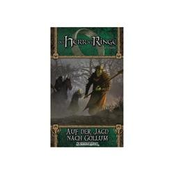 Herr der Ringe Kartenspiel - Auf der Jagd nach Gollum - Düsterwald-Zyklus 1