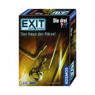EXIT - Das Spiel - Die drei ??? - Das Haus der Rätsel