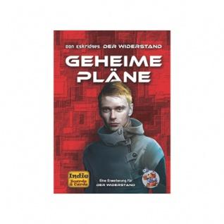 Der Widerstand - Geheime Pläne - Erweiterung - deutsch