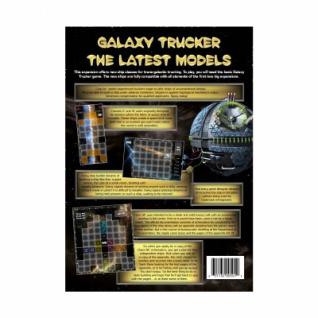 Galaxy Trucker - Latest Models