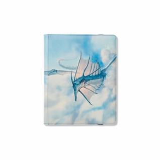 Dragon Shield - 18-Pocket Portfolio Binder - Strata (Blue)
