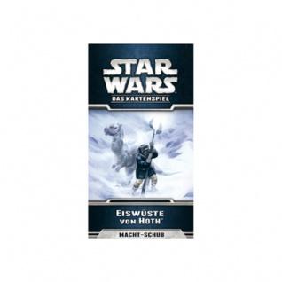 Star Wars Kartenspiel LCG - Eiswüste von Hoth - Hoth-Zyklus 1
