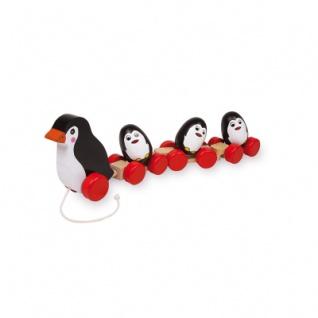 Zieh-Pinguinfamilie
