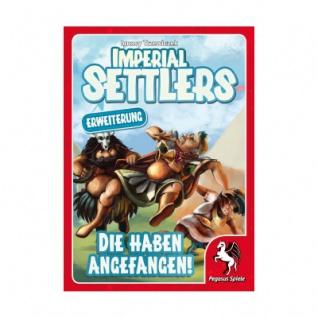 Imperial Settlers - Wir waren es nicht (Arbeitstitel) - Vorschau 3