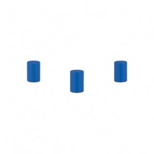 Zylinder - Walze Dia - 10x15mm - blau