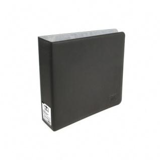 Supreme Collector s Compact D-Ring Album Xenoskin Schwarz