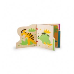 Holzbuch - Meine ersten Dinos - Vorschau 3