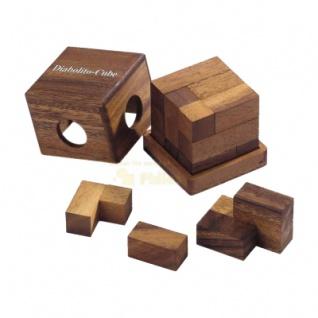 Diabolito-Cube - Denkspiel - Knobelspiel - Geduldspiel