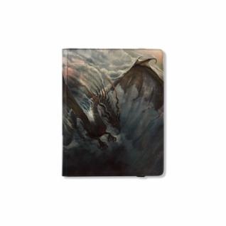 Dragon Shield - 18-Pocket Portfolio Binder - Fuligo (Smoke)