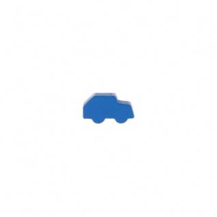 Kleinwagen - Pkw - Auto - 21x12x8mm - blau - Vorschau 3