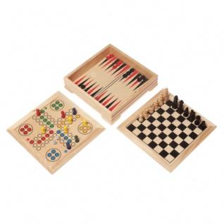 Spielesammlung - Holz - Reise-Edition - Vorschau 2