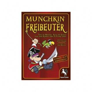 Munchkin Freibeuter 1+2