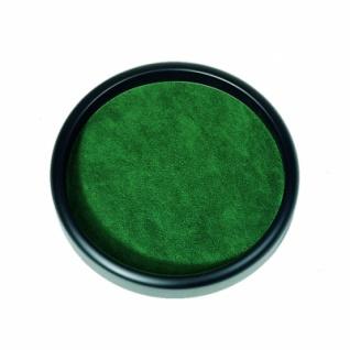 Würfelteller - 26 cm mit Würfel - grün