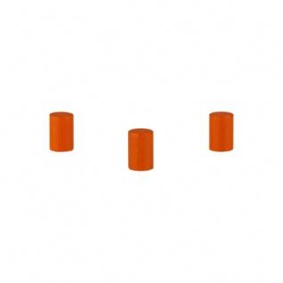 Zylinder - Walze Dia - 10x15mm - orange