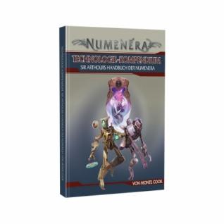 Technologie-Kompendium - Sir Arthours Handbuch der Numenera