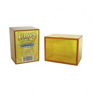Dragon Shield - Gaming Box 100+ - Yellow