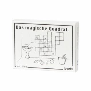 Das magische Quadrat