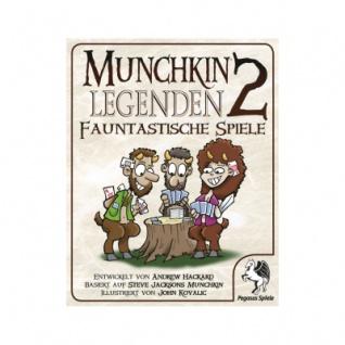 Munchkin Legenden 2 - Fauntastische Spiele