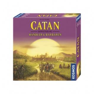 Catan - Händler und Barbaren Erweiterung 2-4 Spieler - Neu
