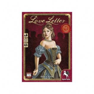 Love Letter - deutsche Ausgabe - Empfohlen 2014