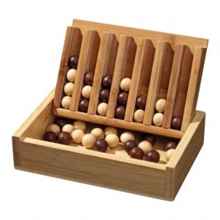 Viererreihe - Bambus