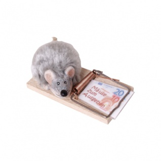 Mausefalle -Mäuse zum Ausgeben-
