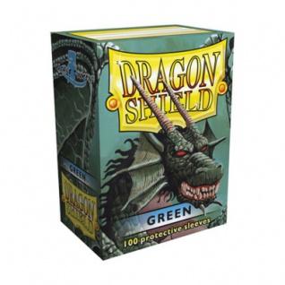 Dragon Shield - Grün - 100 Stück
