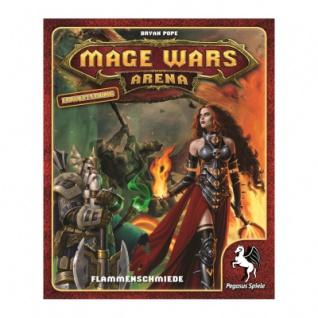 Mage Wars Arena - Flammenschmiede