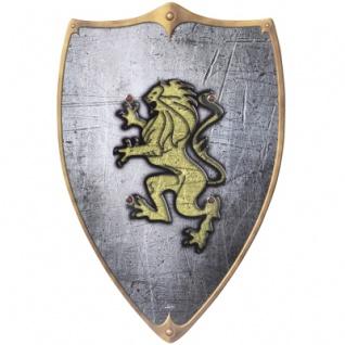 Schild groß Löwe
