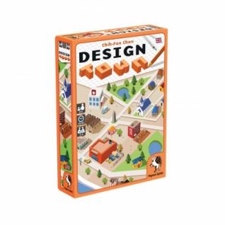 Design Town (englische Ausgabe)